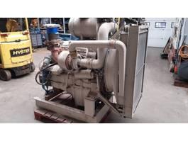 engine equipment part MAN D2866LE