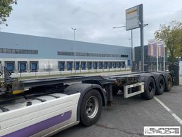 container chassis semi trailer Renders EURO 800 Ex - Aus - Uit - Multi - All sizes 2001