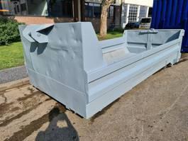 Gartencontainer Hoogendoorn 8m3 3 stuks