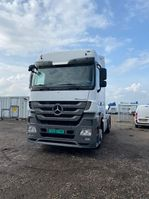 cab over engine Mercedes-Benz ACTROS 1844 LS  (chassis L600.  2012) 2011