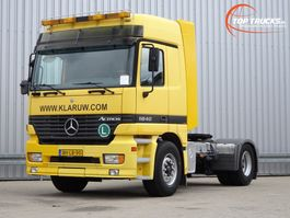 cab over engine Mercedes-Benz ACTROS 1840 LOW KM!! NL Truck - 3 Pedale 1999