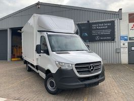 closed box lcv < 7.5 t Mercedes-Benz Sprinter 2020