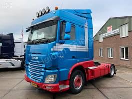 cabeza tractora de gran volumen DAF XF 460 FT Space Cab | NL Truck | APK 2015