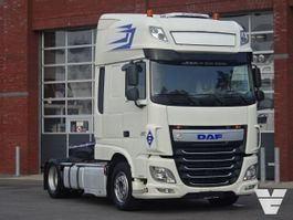 cabeza tractora de gran volumen DAF XF510 Super Space - Custom interior - Night clima 2015