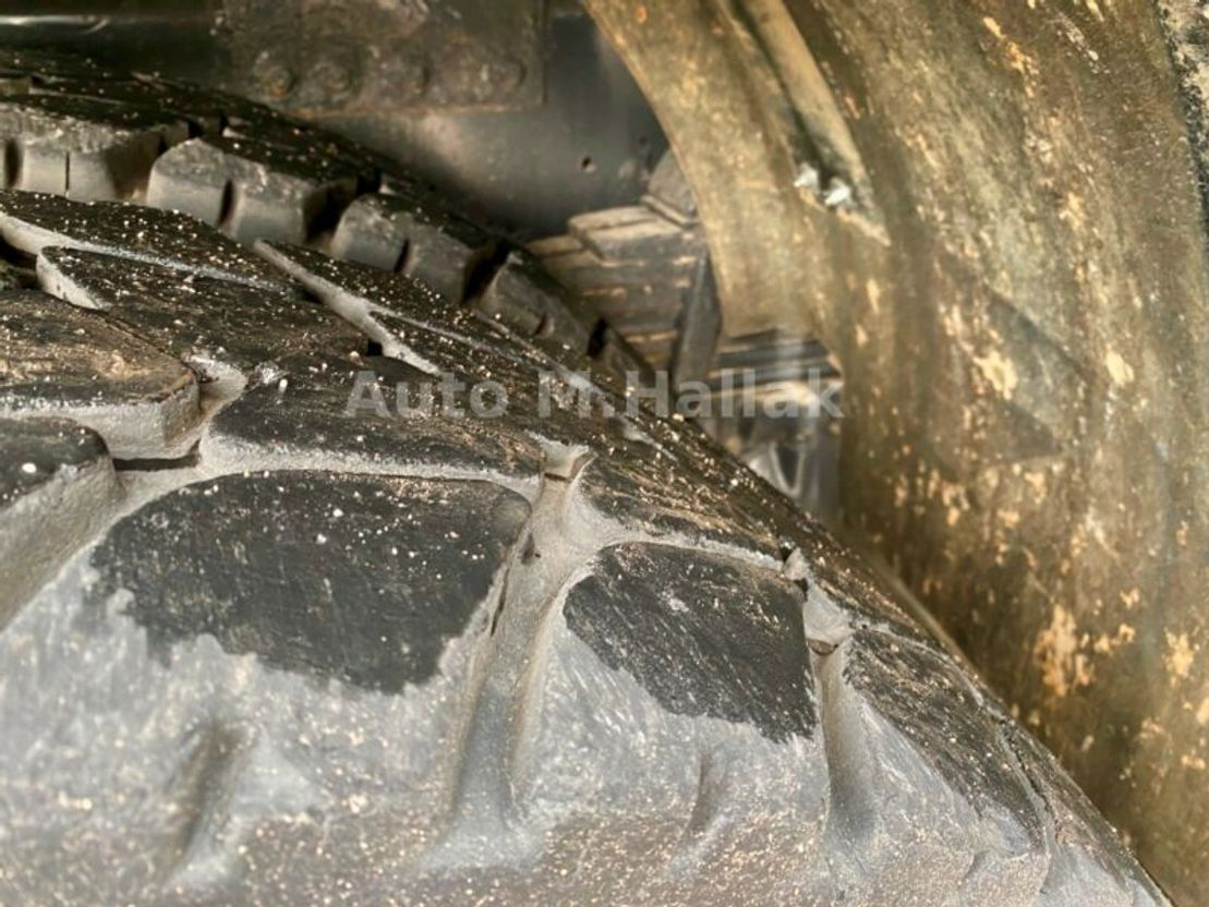LKW Kipper > 7.5 t Renault Kerax 420 dCi 8x4 Mulden Kipper BIG AXEL