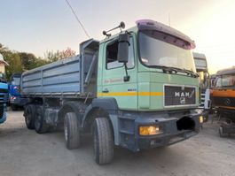 other trucks MAN 41 403/35.Tipper Manual.Full Steel 8X4.In Top ZF