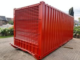 container power unit Iveco 8281  mecc alte eco40-1s/4    400kva 2009