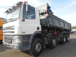tipper truck > 7.5 t DAF CF85 2006