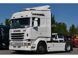 other trucks Scania R 490 Highline Retarder Standklima Hydraulik E6 2016