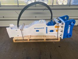 crusher and hammer attachment Hamm er HS3200 fits 30-47 ton machine new/unused 2020