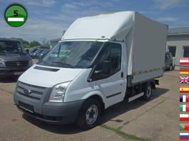tilt truck Ford Transit FT 300 K Pritsche Einzelkabine 2014