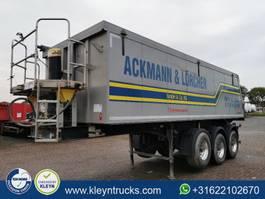 tipper semi trailer Langendorf SKA 24/30 ISOXX geisoleerd 2016