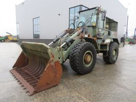 wheel loader Werklust WG35B 1994