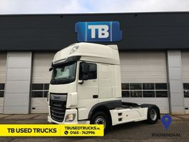 cab over engine DAF XF 480 FT SSC - Pure Excellence - Intarder - Standairco - aslast - air susp. cab 2018