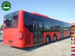 city bus Mercedes-Benz O 530 L Citaro KLIMA STANDHEIZUNG 15 Meter 2008