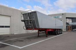 tipper semi trailer Kel-Berg 56 m3 2012
