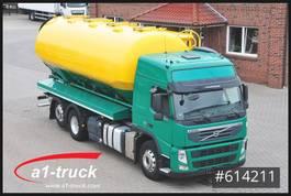 tank truck Volvo FM 420, Futter, Silo: Heitling 29.000 Liter, Lenkachse 2013