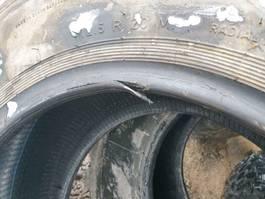 tyres truck part Continental 12.5R20_335/80R20_Continental_Dunlop_Pirelli_Gummischäden (Wulst)