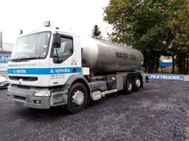 tank truck Renault Premium 420 DCI 6x2 WATER TANK! 2002