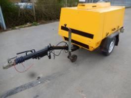 other car trailers Atlas Copco Enkel as Aanhangwagen met Luchtcompressor - Generator, WL-75-DS 1994