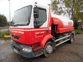 tank truck Renault tankwagen 2005
