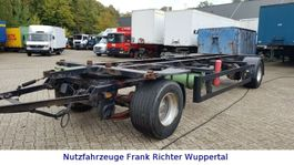 chassis trailer Ackermann EAF 18-7.4/105TE, 435er Bereifung,7,45 Brücken