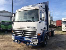 platform truck Renault R340 - 4x2 - TOP TRUCK 1989