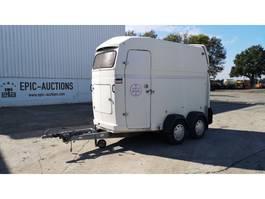 horse car trailer Westfalia 120882 F 1987