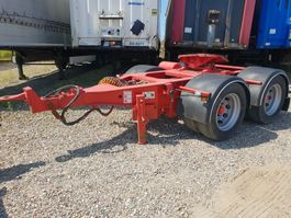 refrigerated semi trailer Faymonville Dolly 3.5