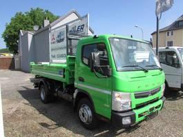 tipper truck > 7.5 t FUSO Canter 7 C 15 Kipper 2019