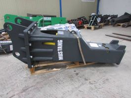 crusher and hammer attachment Mustang HM 500 Hydraulikhammer 2020