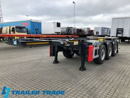 container chassis semi trailer KAESSBOHRER Tankchassis 2020