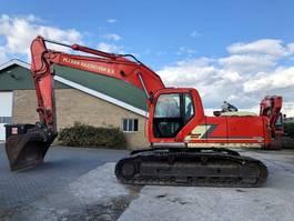 crawler excavator Kobelco 210LC-6E 2003