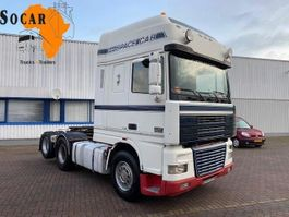 cab over engine DAF XF 95 480 6x2 Manual (10 Tyres) 2003