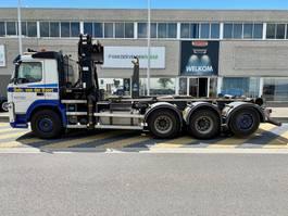container truck Volvo FM 500 EEV 8x4 2012