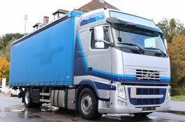 sliding curtain truck Volvo FH13.460  LBW AHK E5 VEB 2010