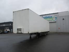 geschlossener Kasten Auflieger Coder Box - Clothes Transport 2000
