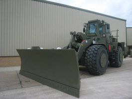 wheel loader Caterpillar 972 G Armoured Loader 500 Hours only 2001