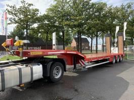 Satteltieflader Auflieger Scorpion ALM Damper SCP3 54 ton Hydraulick ramps rampen semi trailer remolque low... 2020