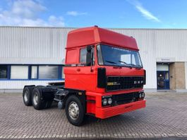 cab over engine DAF 3300 TURBO INT 6x2 10 tires (only for export) 1982
