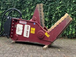 hydraulic shear Hydraram HMR-15V | Multi Recycle Schaar | Cutter | 13 ~ 22T 2020