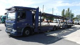 car transporter truck DAF cf75.360 2008