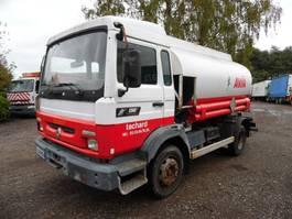 tank truck Renault Midliner 150 tankwagen 1996