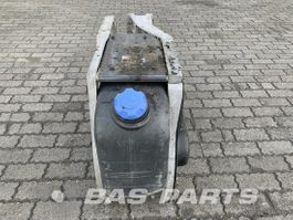 Exhaust system truck part Renault Renault AdBlue tank 2021