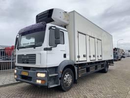 refrigerated truck MAN TGM 18.240 4X2 Koelwagen 2006