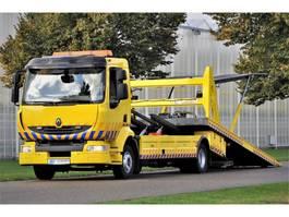 tow-recovery truck Renault Midlum 220 -12 ML OMARS 2008