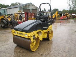 road compactor Bomag BW 120 AD-4 2005
