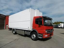 other trucks Mercedes-Benz 1624 Atego Schwenkwandaufbau LBW 2to Euro 5 2013
