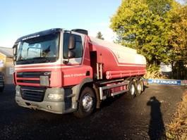 tank truck DAF CF85.410 MANUAL MAGYAR 19000L ADR EURO 5