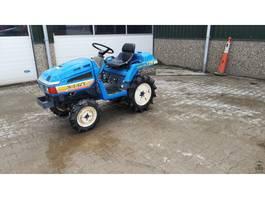 farm tractor Iseki Landhope 135 4WD